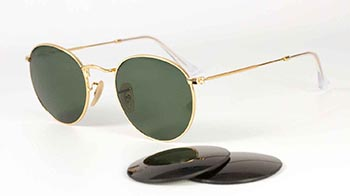 Ray Ban Replacement Sunglass Lenses