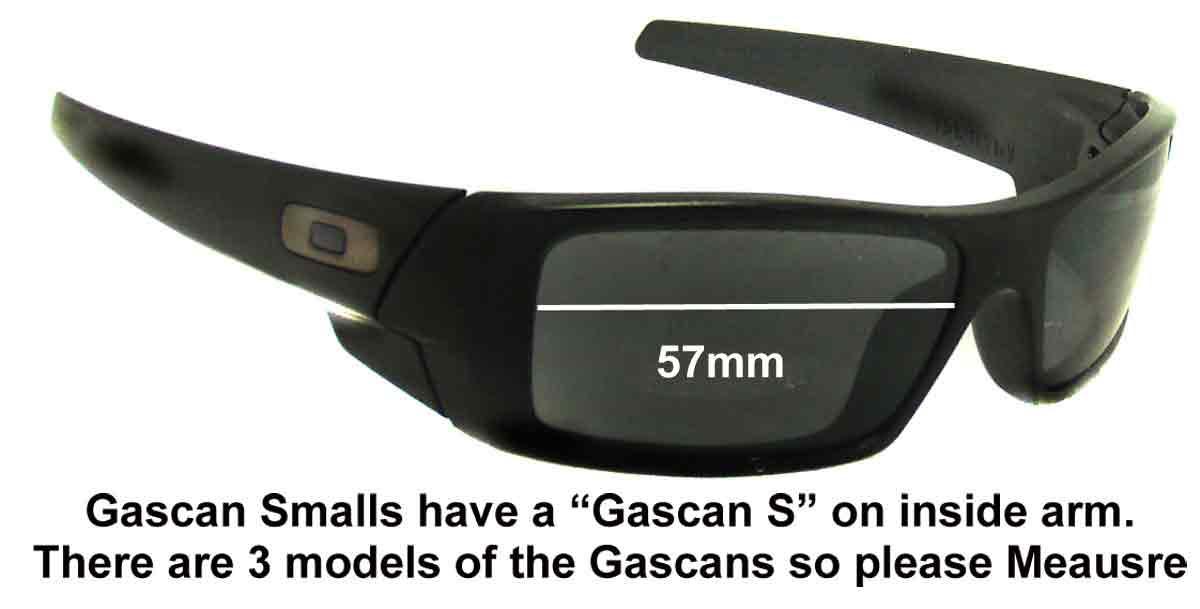 oakley polarized gascan